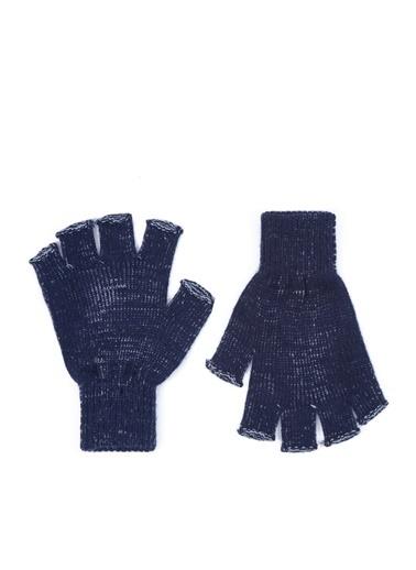 Mavi Erkek  Parmaksız Eldiven 091915-29722 Mavi